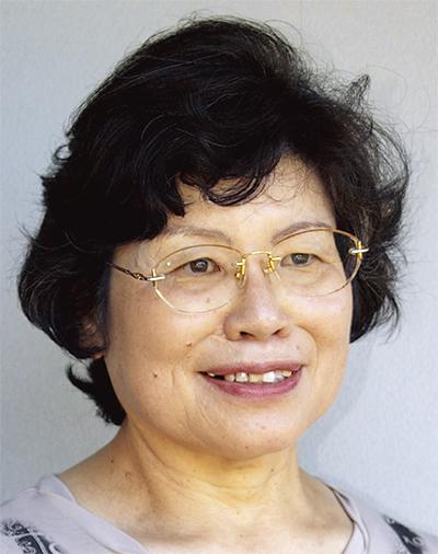 岩崎 ミチ子さん