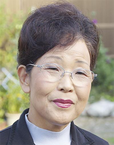 笹岡 ミツエさん