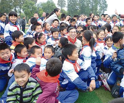 中国で開校10周年