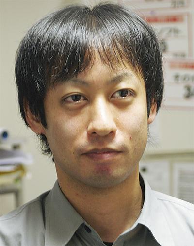 米山 篤さん