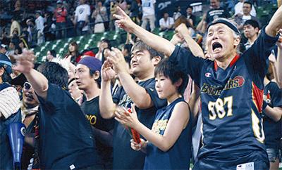 横浜 1年目で3位