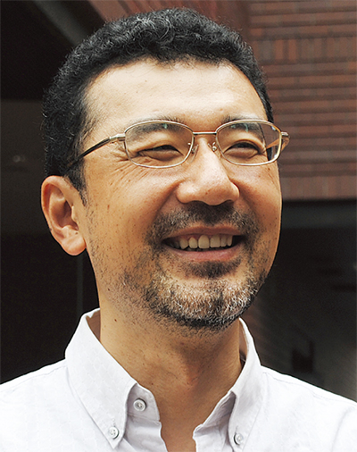 橋本 剛さん
