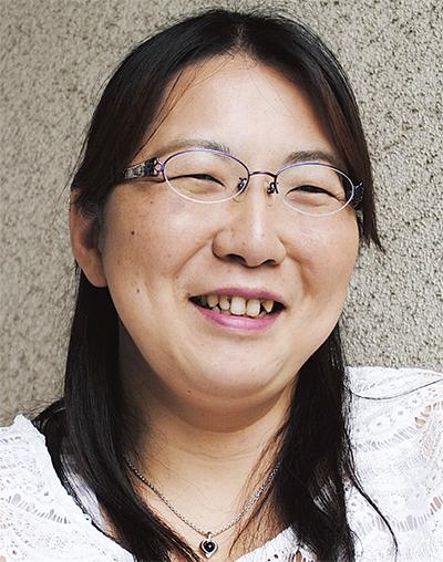 神尾 知寿さん