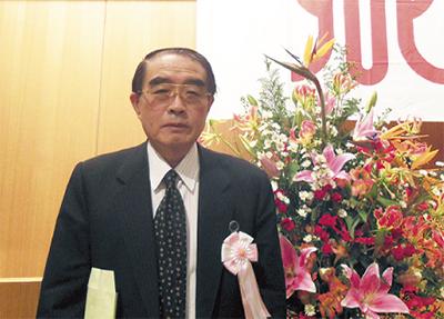 桐峰会松本院長が受賞
