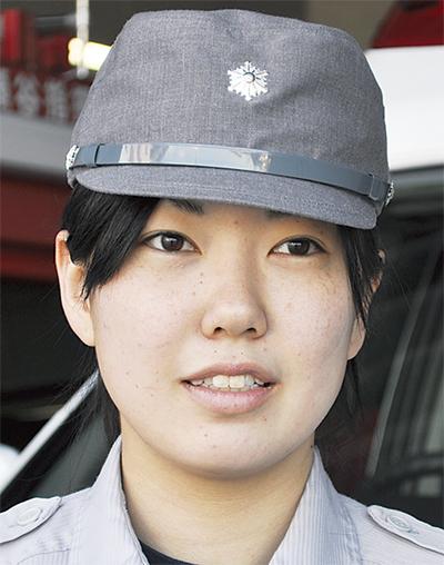 勝 遥香さん