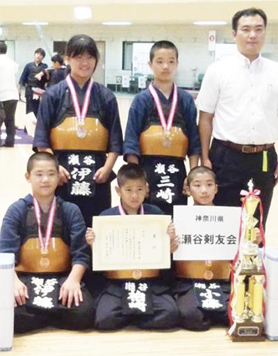 JR東日本ジュニアで3位
