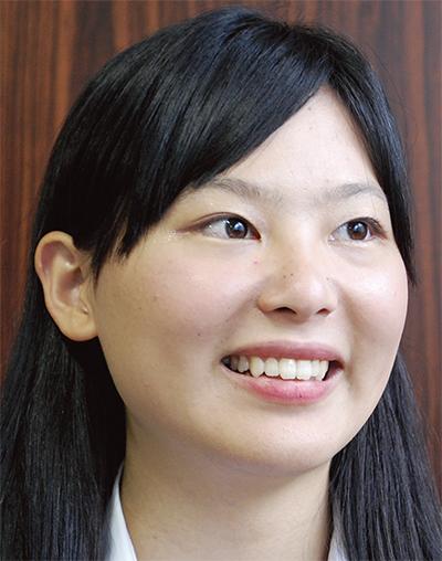 森田 綺穂さん