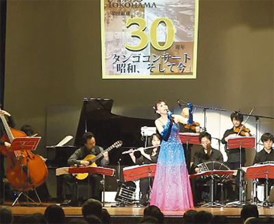 人気タンゴ楽団の競演
