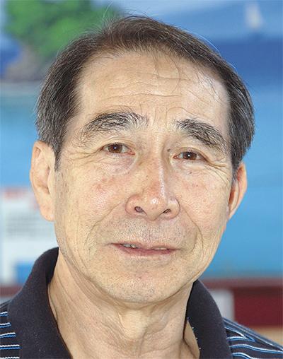松山 秀雄さん