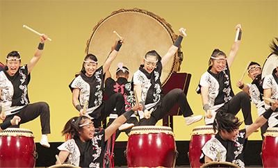打鼓音、再び日本一に