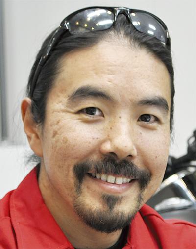 小磯 博久さん