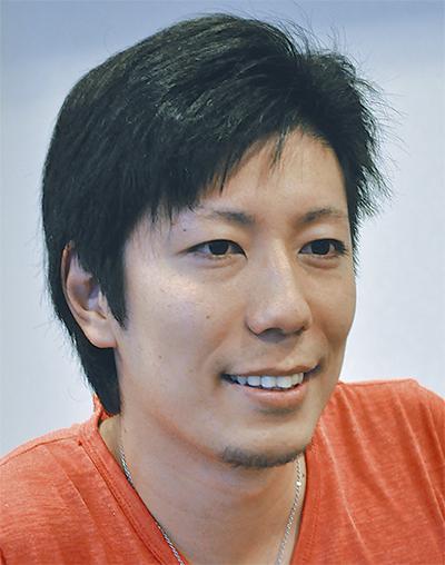 小山 憲斗さん(本名 佐藤優斗さん)