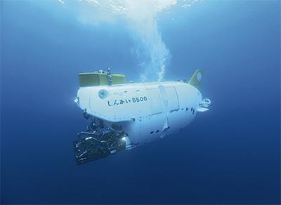 驚異の深海生物
