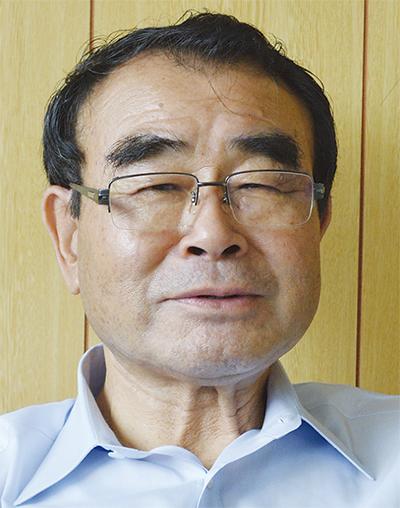 市川 三喜男さん