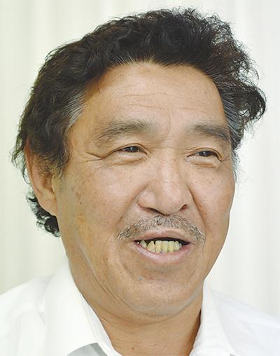 八田 信生さん