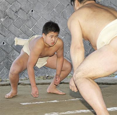 藤田君(相沢小)が準優勝