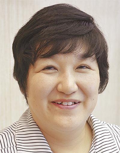 神奈川県立地球市民かながわプラザの館長を務める 城島 理子さん 川崎市在住 53歳