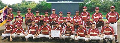 KWB野球で全国へ
