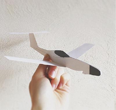 飛ぶしくみを学ぶ