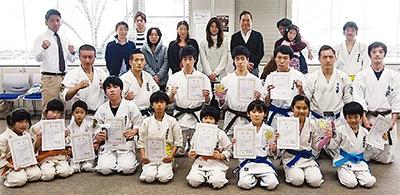 武道で青少年の健全育成