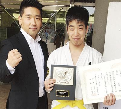勇輝道場・武井さん3位入賞