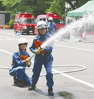 初期消火技術の向上へ