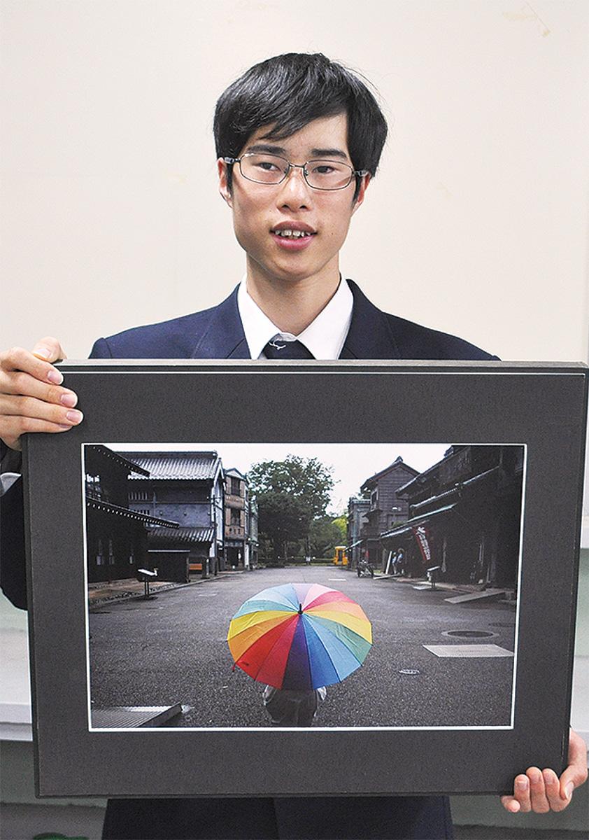 県コンテストで最上位賞