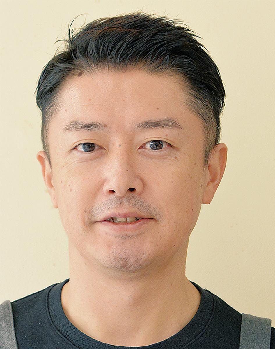 北川 泰行さん
