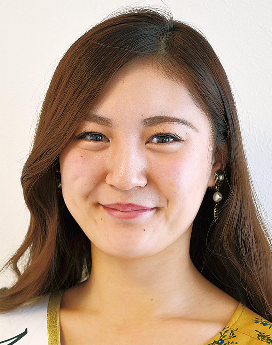 鈴木 媛女(ひめ)さん