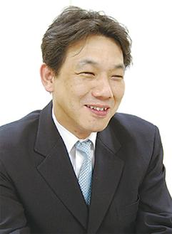 同社スタッフの遠藤さん