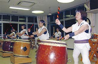 武蔵野太鼓保存会による演奏(写真提供=同ホーム)