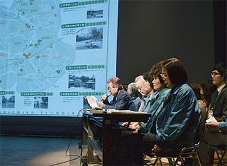 新橋地区の活動発表