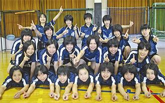 中学高校の部員全員で「日本一」を目指す