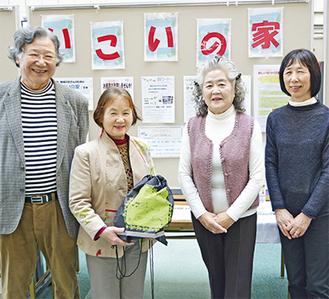 和泉中央地区社協のメンバー