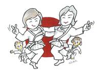 ママたちの柔道フェスタ