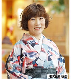 三姉妹の母でもある高野さん