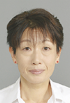 額田樹子区長