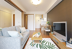 居室は33〜61平方メートル、2人入居可