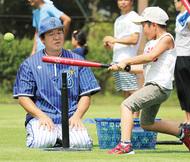 「野球って楽しいね」