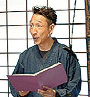 エフヨコ藤田さんが朗読
