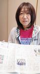 合格を喜ぶ母・優美さん