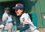 東坊城さん、女子プロ野球へ