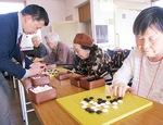 プロが指導、好評の囲碁教室