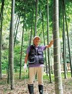 """進む竹の""""名所""""づくり"""