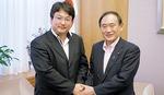 菅総理と共に、国・県をつなぐ政治に取り組みます