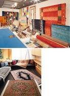 あす、11月13日から15日3日間限定「特撰手織絨毯展」