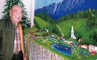 御年93歳のジオラマ職人