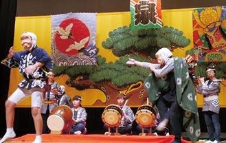 中田囃子保存会(過去の活動時)