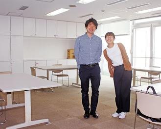 廣瀬さん夫妻