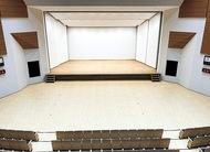 泉公会堂の舞台ウラ